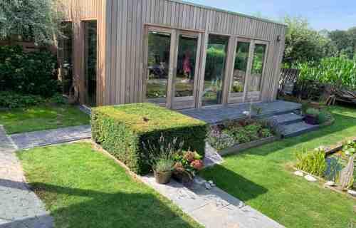 prefab tuinhuis