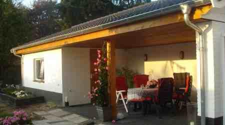prefab dubbele garage