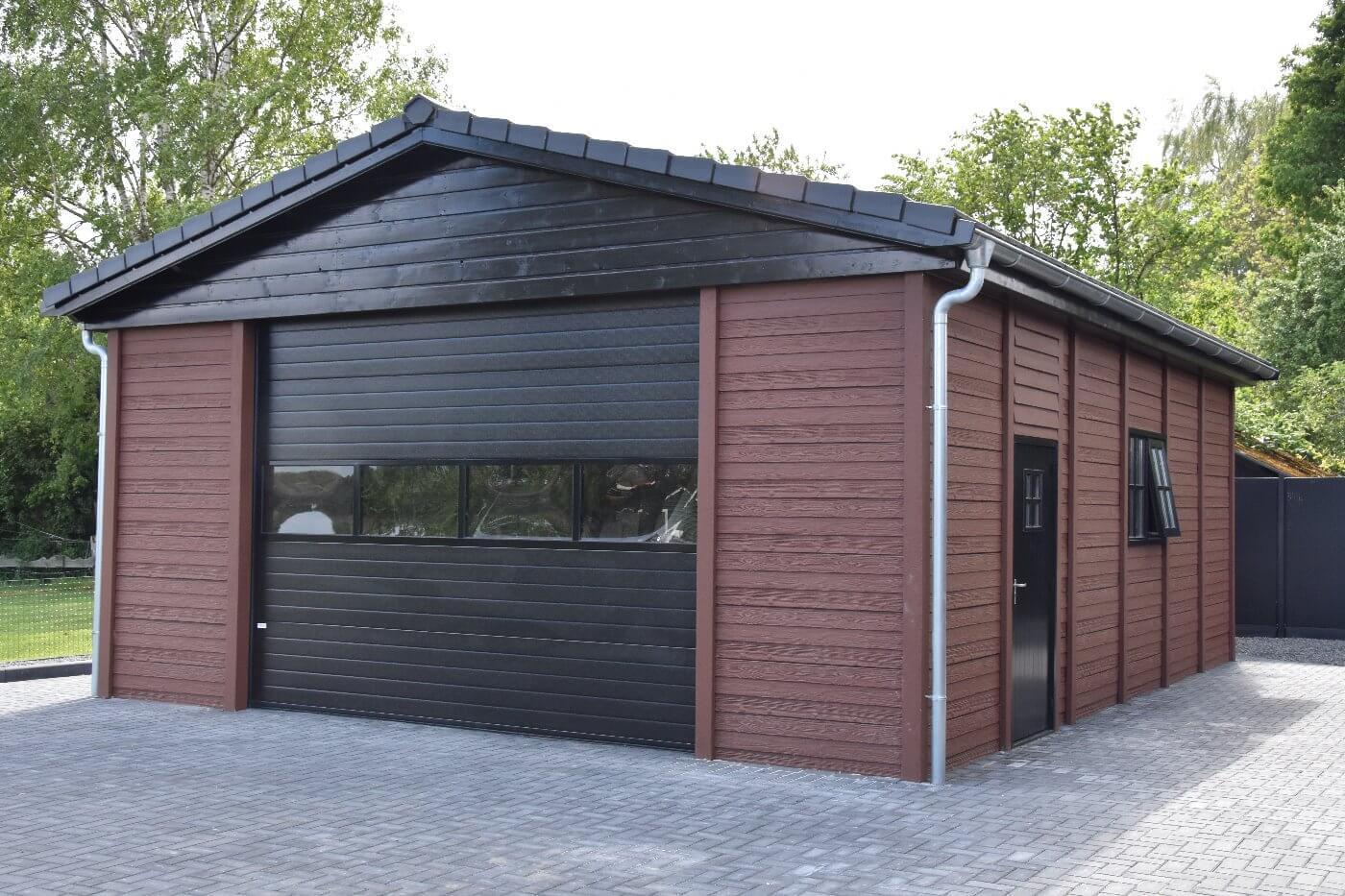 prefab betonnen garage en berging