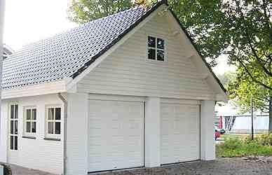 prefab tuinhuis garage