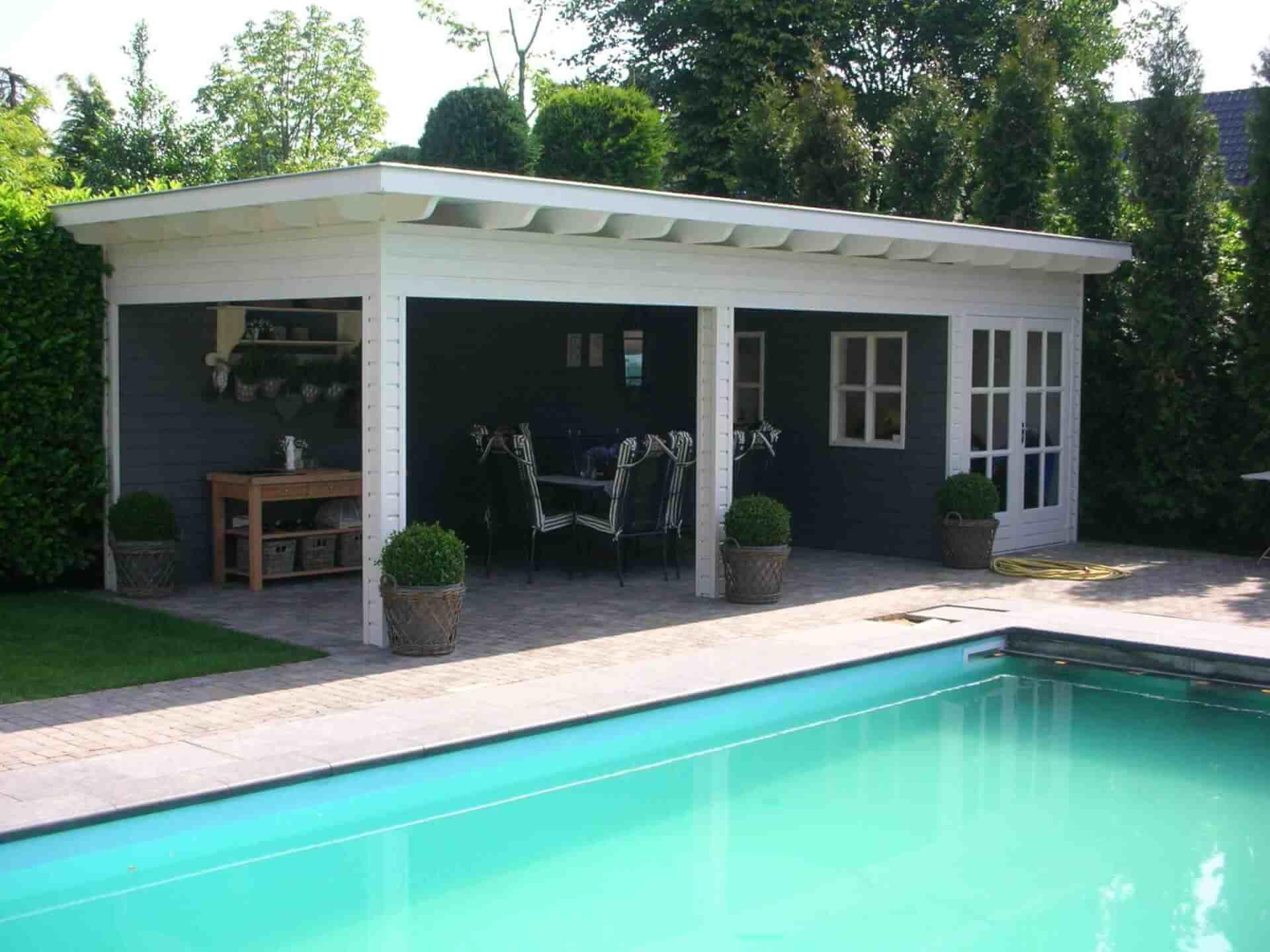 prefab poolhouse