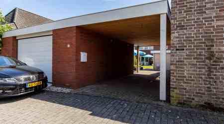 prefab garage met carport